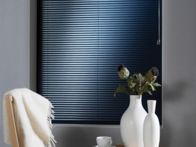 Aluminum Blinds - True Blue