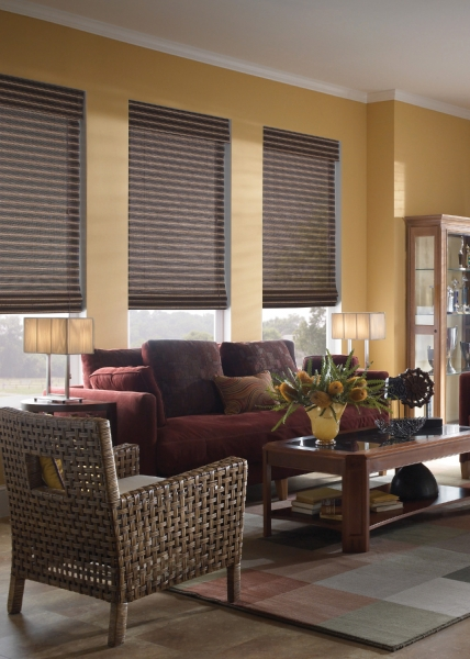 Woven Wood Shades Vista Products Inc