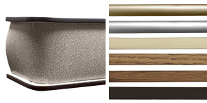 Executive Valance Trim Colors